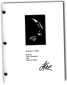 ray 2004 signed script