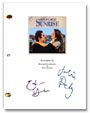 before sunrise signed script