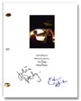 before sunset signed script