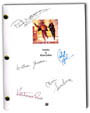 butch cassidy and sundance signed script