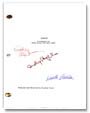charade movie script signed