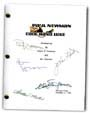 cool hand luke signed script