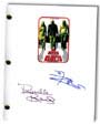 devil's rejects signed script