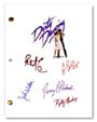 dirty dancing signed script