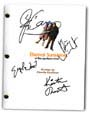 eternal sunshine signed script