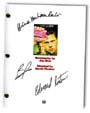 fight club signed script
