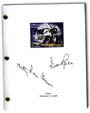 the fly 1958 signed script