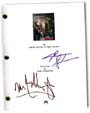four brothers signed movie script