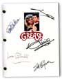 grease signed script