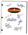 independence day signed script