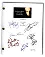 interview with the vampire signed script