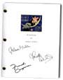 it happened one night signed script