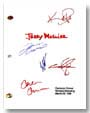 jerry maguire signed script