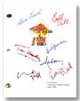 a league of their own signed movie script