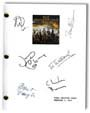 magnificent seven signed script