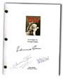 miracle on 34th street signed script