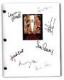 murder on the orient express signed script