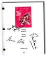my fair lady signed script