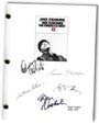 one flew over cuckoo's signed script