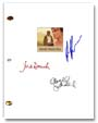 pride and prejudice signed script