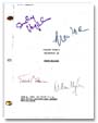 roman holiday signed script