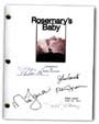 rosemary's baby signed script