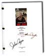 sands of iwo jima signed script