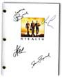 stealth signed script