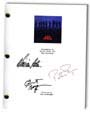wild bunch signed script